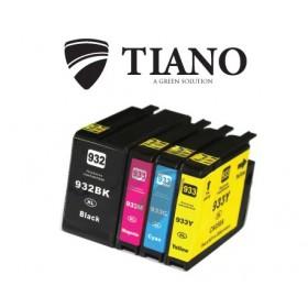 HP 933XL Y kompatibel gul blæk 13.5ml