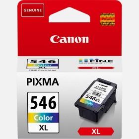 OIGINAL Canon CL-546XL farve patron
