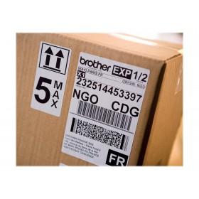 Brother QL-1110NWB Direkt termisk Labelprinter til GLS og Post fragt etiketter