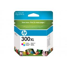 ORIGINAL HP 301XL tri-color blækpatron (CH564EE)