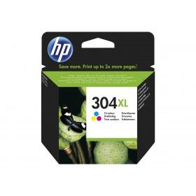 HP 304XL farve kompatibel blæk (N9K07AE)