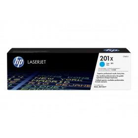 ORIGINAL HP 201X CF401X cyan printerpatron