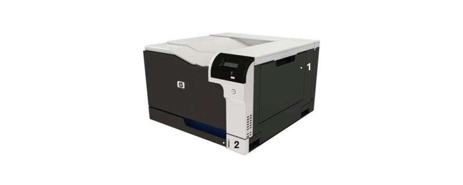 HP Color LaserJet Professional CP5200 Series