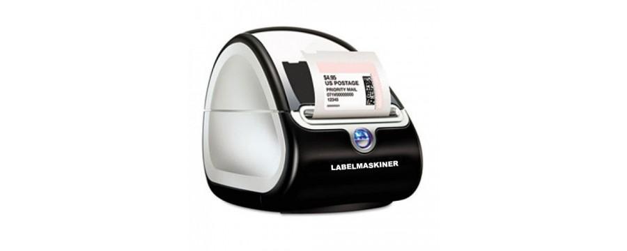 Labelmaskiner
