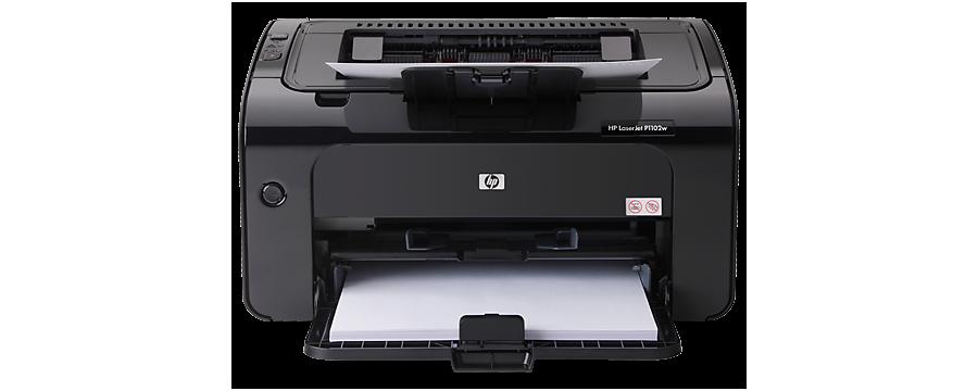 HP Laserjet P1002W